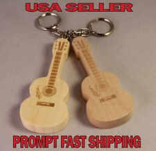 NEW 32GB Wooden Guitar USB Flash Drive! Unique Novelty