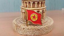 Kurdistan Abdullah Ocalan Metal Lapel Pin Badge 1 lot 2 pcs (1pcs Apo+1pcs PKK)