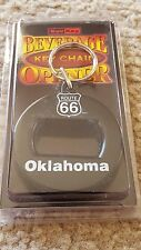New Oklahoma Route 66 Key Chain & Beverage Bottle Opener - Free Shipping!