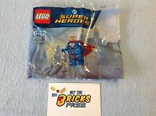 Lego Super Heroes Polybag 30614 Lex Luthor New/Sealed/Hard to Find