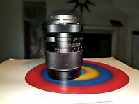 Vivitar Camera Lens 135mm  1:2.8 japan telephoto (for 35 mm camera)