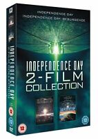 Independence Day  Independence Day  Resurgence DVD New Sealed Christmas Gift