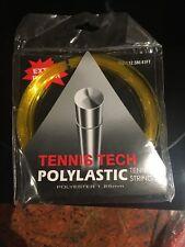 tennistech polyastic tennis strings