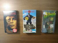 King Kong,Shadow Of The Vampire,Cat People VHS Lot