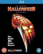 Halloween [Blu-ray] [2018] [DVD][Region 2]