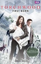 Torchwood Novel First Born SC MINT Miracle Day Prequal