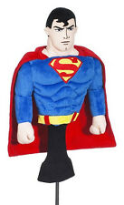 New Superman Driver Headcover. Officially Licensed Golf Head Cover. Up to 460cc
