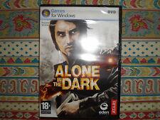 ALONE IN THE DARK PC DVD EDICION ESPAÑOLA PRECINTADO DESCATALOGADO