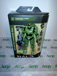 "Halo Infinite THE SPARTAN COLLECTION MASTER CHIEF 7"" figure"