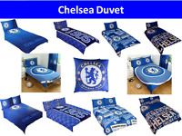 Chelsea F.C. Single & Double Duvet Set Brand New Choose Different Design