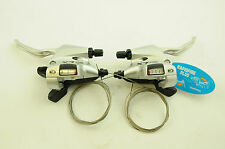PAIR SHIMANO DEORE LX ST-T660 RAPID FIRE SHIFTERS/ LEVER SET 27 SPEED LOW PRICE