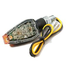 12V 2-wire ATV Motorcycle Car Scooter 14 LED Turn Signals Indicator Lights Lamp