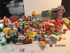 Lot of Thomas And Friends Sodor Play Sets and extra track and wooden pieces