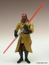 STAR WARS Darth Maul Sith Apprentice POWER OF THE JEDI COLLECTION POTJ LOOSE
