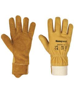 Honeywell 2049292 Sperian Velvet Cut Resistant Water Repellent Work Gloves