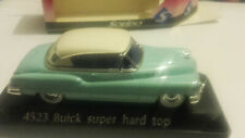 SOLIDO ( France ): BUICK SUPER HARD TOP BLEUE 1/43 + boite vitrine