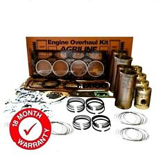 ENGINE OVERHAUL KIT FITS NUFFIELD 10/60 384 4/60 4/65 WITH BMC 3.8T/TA/TD ENGINE