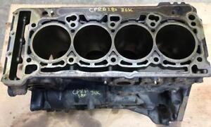 CPRA 1.8T ENGINE BLOCK GEN3 VW JETTA PASSAT 14-16 GENUINE OEM 30KMILE 06K103023F