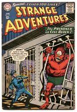 Strange Adventures #177 1965- prison cover- VG