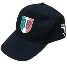 Cappello Juventus 36° Scudetto Campioni D'Italia 2017-2018 PS 03724
