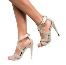 Calzado de mujer de color principal blanco de piel talla 41