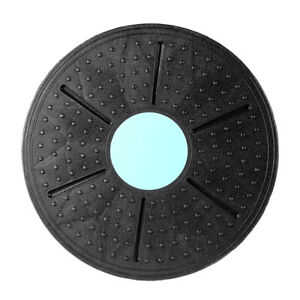 Balance Board Twist Support 360 Degree Rotation Massage Fitness Exercise Board
