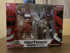 Power Rangers Lightning Collection In Space Psycho Red Lost Galaxy Red Ranger