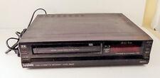 Vintage Hq High Quality Symphonic Vhs Player Recorder model 6300 Parts Repair