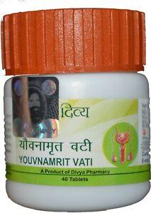 Divya Youanamrit Vati 40 tablets For Premature Ejaculation In Men