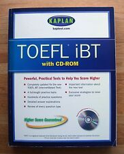 KAPLAN - TOEFL iBT without CD-ROM