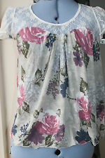 Waist Casual Floral NEXT Tops & Shirts for Women