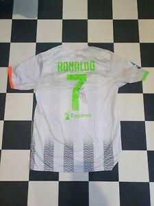 Cristiano Ronaldo Signed Juventus Shirt