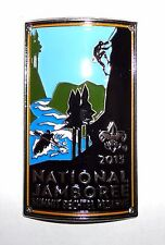 2013 National Scout Jamboree ON-SITE ONLY Summit Hiking Staff Medallion