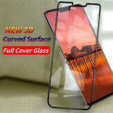 5D Curved Full Cover 9H Tempered Glass Screen Protector For LG V40 V30 G5 G7