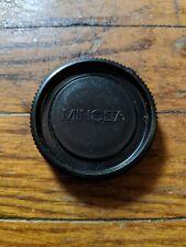 MINOLTA camera body cap BC-1 for SRT 101 201 XG1 XG7 X-700 XG-A XG-M ... cameras