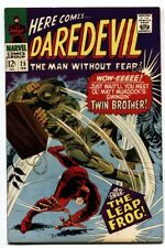 Daredevil #25 1st appearace The Leap Frog marvel 1967