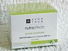 AVON TRUE ~ NUTRA EFFECTS ~ ACTIVE MOISTURE MATTIFYING DAY CREAM ~ 50ml    *NEW*