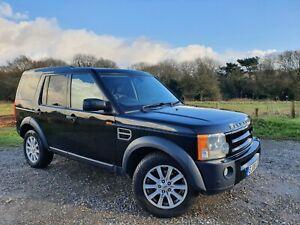 Land Rover Discovery 3 2.7TD V6 auto 2008 SE *****NO RESERVE*****