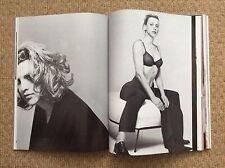 VANITY FAIR Magazine 1998 MADONNA by Mario Testino Sexy COURTNEY LOVE EDITH HEAD