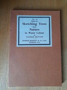 Hints For Sketching Trees From Nature In Water Colours By Thomas Hatton