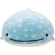 """Large San-x JINBESAN Plush Doll Jinbei-San Whale Plush Toy Cute Pillow 12"""" Gift"""