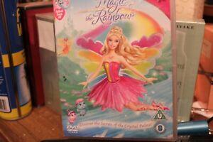 Barbie Fairytopia - Magic Of The Rainbow (DVD, 2013) used