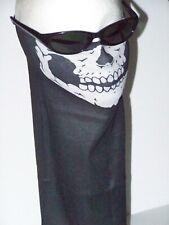 NEW Motorcycle Biker Skeleton Skull Face Hunting Paint Ball Tube Bandana Scarf