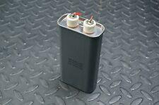 1 uF 2000 V Paper Dielectric Paper Capacitor, Sprague DC 2KV 1 MFD
