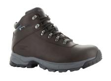 Hi-Tec Mens Eurotrek Lite Waterproof Leather Boot...Up to Size UK15!!