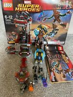 LEGO 76020 - Knowhere Escape Mission! Marvel! 100% Complete With Instructions!