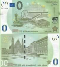 Biljet billet zero 0 Euro Memo - Scheveningen (044)