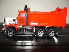 AUTO WORLD ~ '80 Peterbuilt Model 359 Dump Truck ~ NEW IN BOX ~ FITS AFX, AW, JL