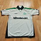Mens Umbro Shamrock Rovers Away football shirt 2004 Size S