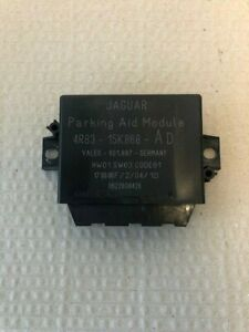 JAGUAR S-TYPE PARKING AID MODULE 4R83-15K866-AD